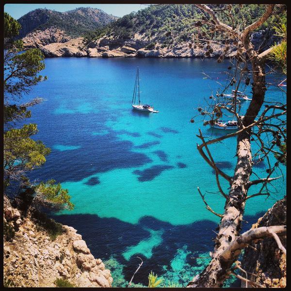Excursión hasta la Torre de San Miguel con Walking Ibiza
