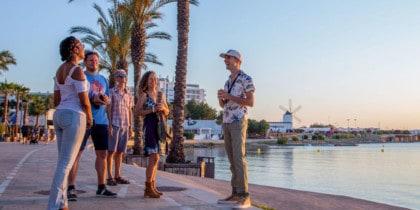 Activités de visite gratuites de Sant Antoni et d'art de rue