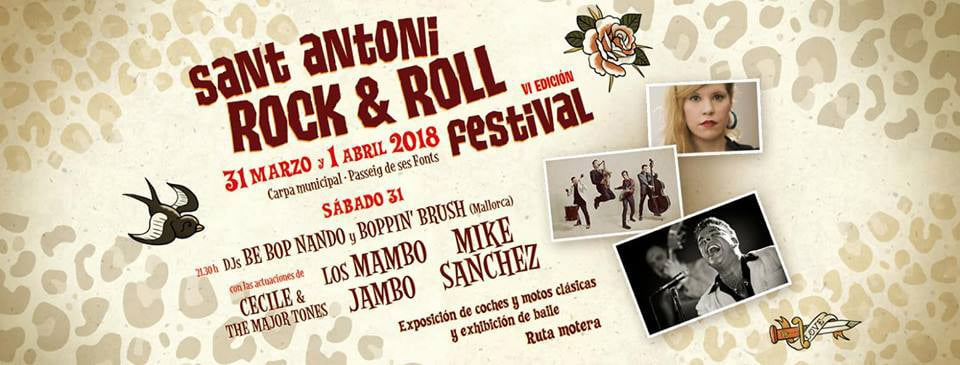 VI Sant Antoni Rock & Roll Festival