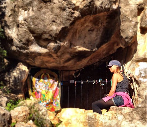 De Cala San Vicente au Sanctuaire de Tanit avec Walking Ibiza