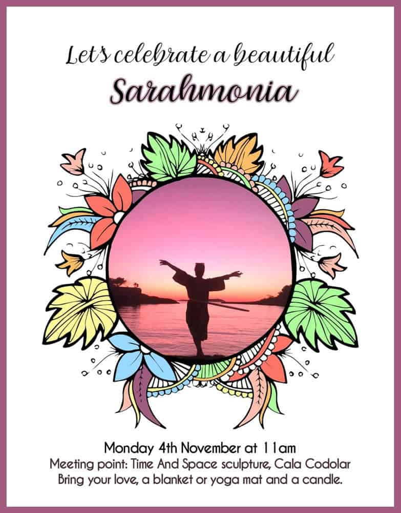 Sarahmonia: Homenaje de amor y luz para Sarah Marie Lewis