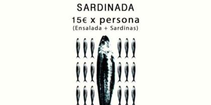 Deliciosa sardinada este viernes en Molokay Ibiza Lifestyle