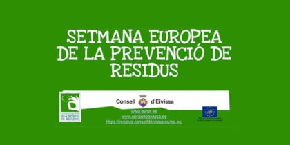 European Week for Waste Prevention in Ibiza Activities