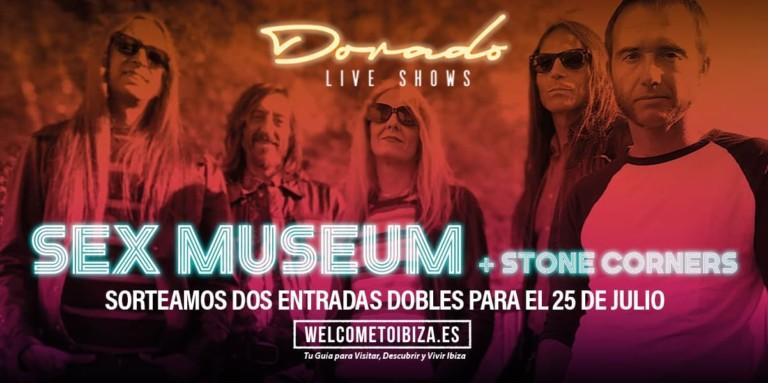 Gagnants des deux billets doubles pour voir le musée du sexe à Dorado Ibiza