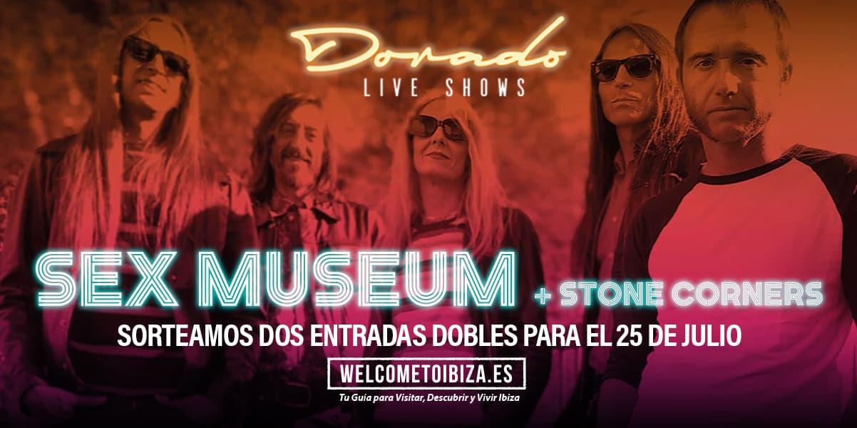 Vincitori dei due biglietti doppi per vedere il Sex Museum a Dorado Ibiza