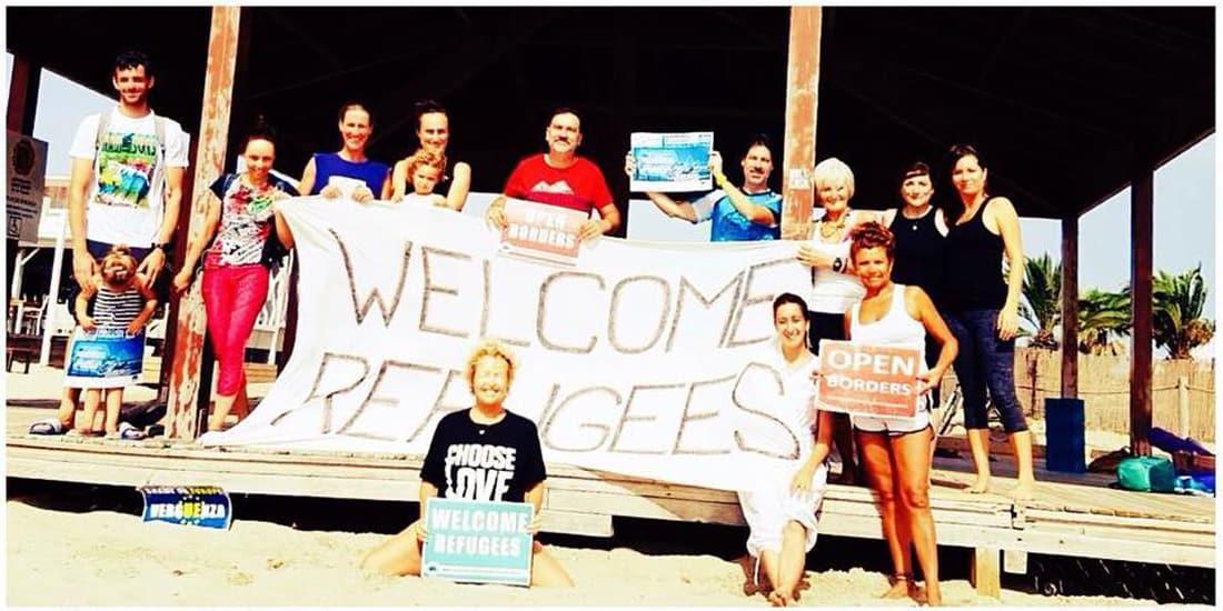 Clases de Yoga Solidarias con SOS Yoga Ibiza también los miércoles
