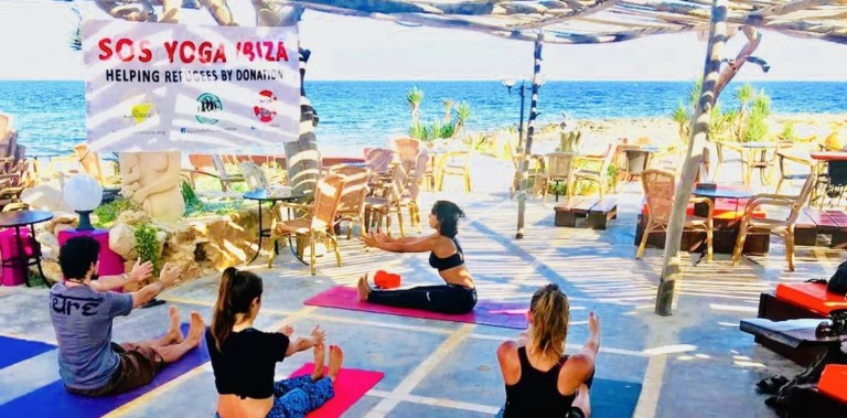 Les classes de SOS Ioga Eivissa