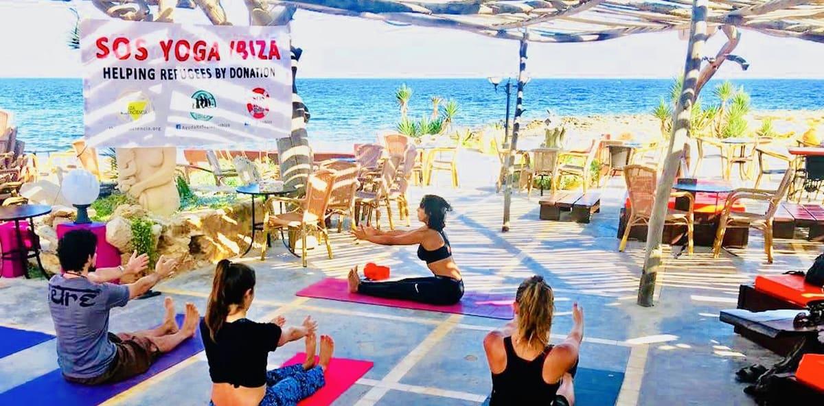 SOS Yoga Ibiza Kurse
