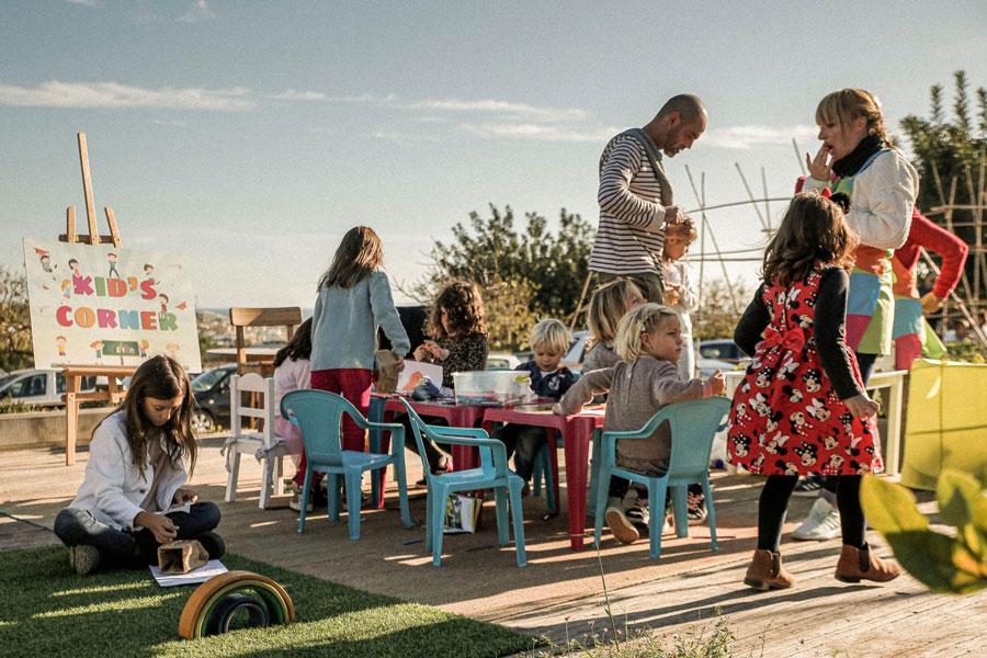 Restaurants amb zona infantil a Eivissa Agenda cultural i d'esdeveniments Eivissa