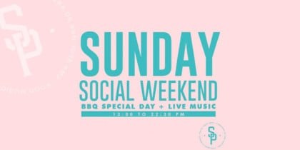 Sonntag Social Weekend am Social Point Ibiza, Plan für Sunday Lifestyle