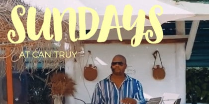 Sundays at Can Truy: delicious menu and the music of Eribertho Cruz Lifestyle