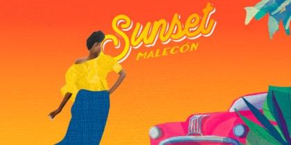 Sunset Malecón, viu la posta de sol dels diumenges a Cubanito Eivissa Lifestyle