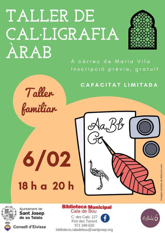 Would you like to learn Arabic calligraphy?