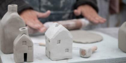 Taller de cerámica de mesa en Numero 74 L'Atelier Ibiza Actividades