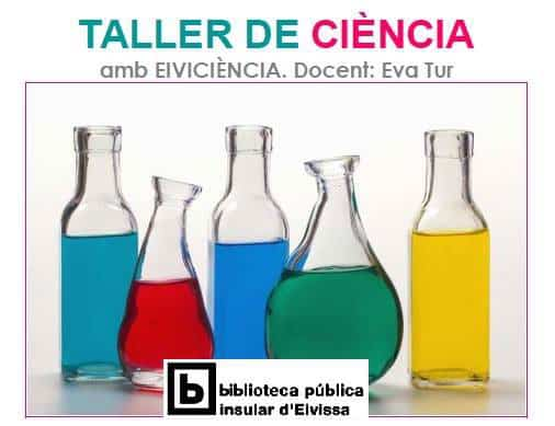 Science Workshop at the Library of Cas Serres Ibiza