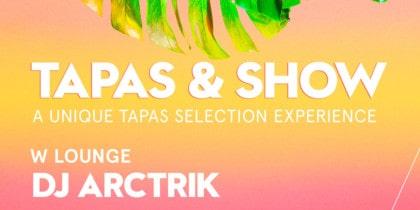 Tapas & Bubbles en W Lounge de W Ibiza Lifestyle