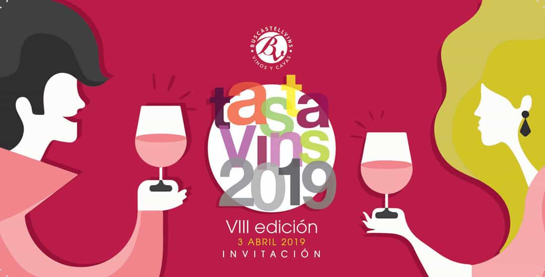 Buscastell Vins organizes the 8ª edition of Tastavins