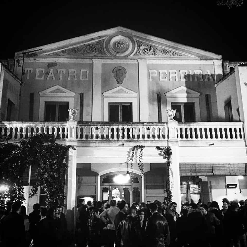 Emotionaler Abschied vom emblematischen Teatro Pereyra