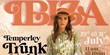 Temperley London protagonitza un exclusiu trunk xou a Agora de Six Senses Eivissa Lifestyle