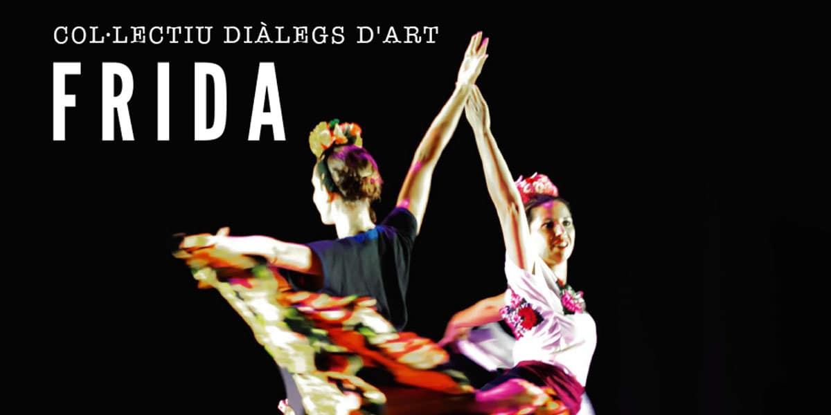 Frida in der Tanzsaison in Ibiza 2020 Kultur