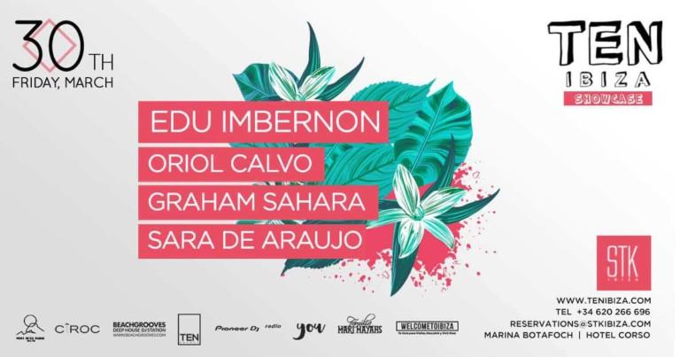 Новая и захватывающая выставка TEN Ibiza на Пасху в STK Ibiza