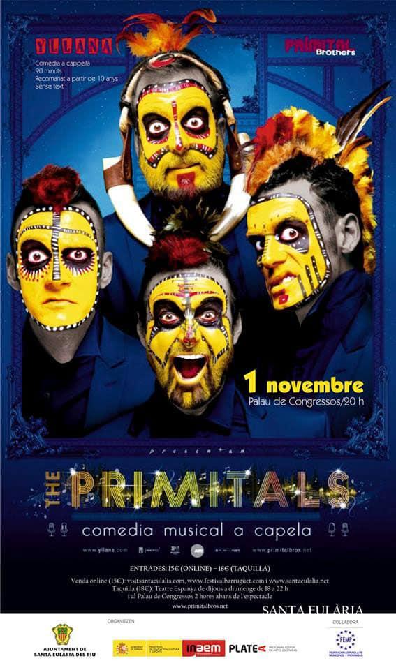 """""""The Primitals"""""""