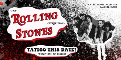 The Rolling Stones Exhibition at Ocean Drive Talamanca News