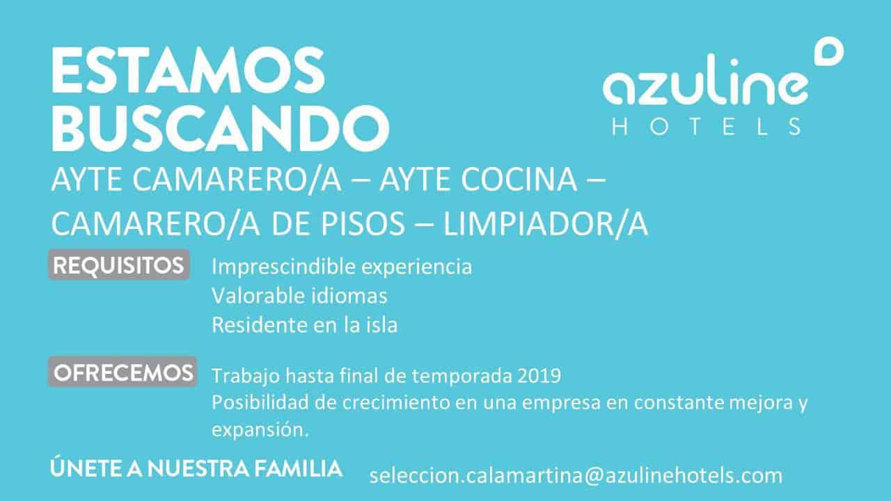 Ich arbeite auf Ibiza 2019: Azuline Hotels sucht Mitarbeiter