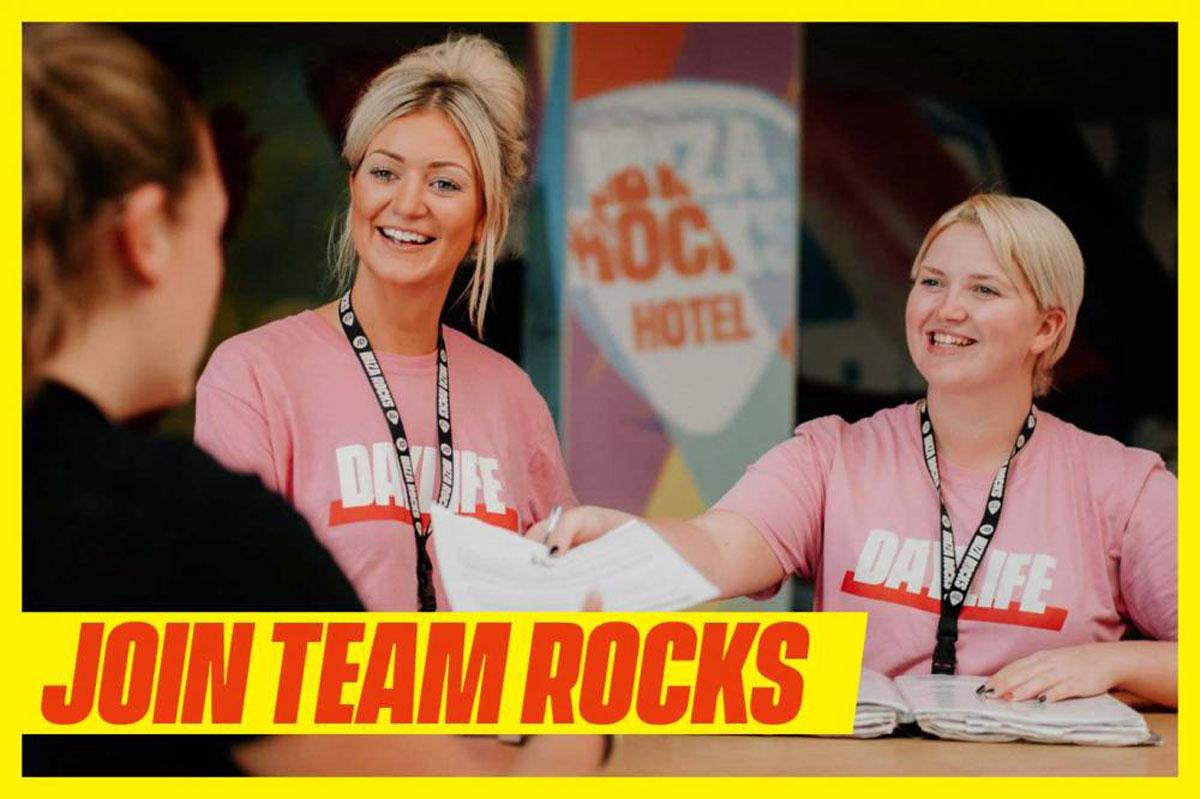 Arbeiten auf Ibiza 2020: Ibiza Rocks wählt Mitarbeiter für die Saison aus