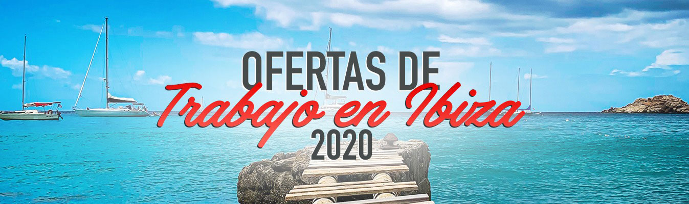 Jobs in Ibiza Summer 2020