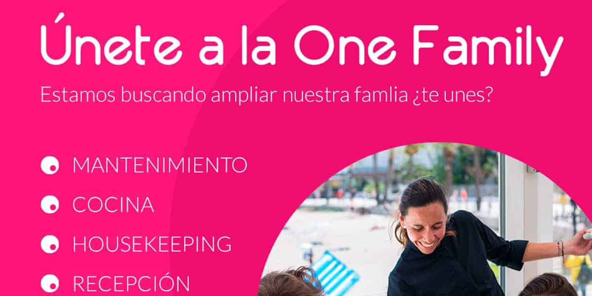 Trabajo en Ibiza 2021: One Ibiza Beach Suites busca personal Trabajo y formación