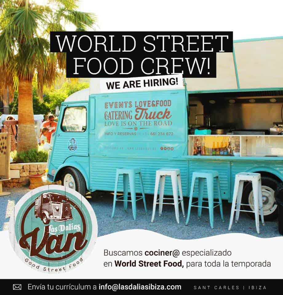 Lavorare a Ibiza 2018: Las Dalias Ibiza alla ricerca di uno chef