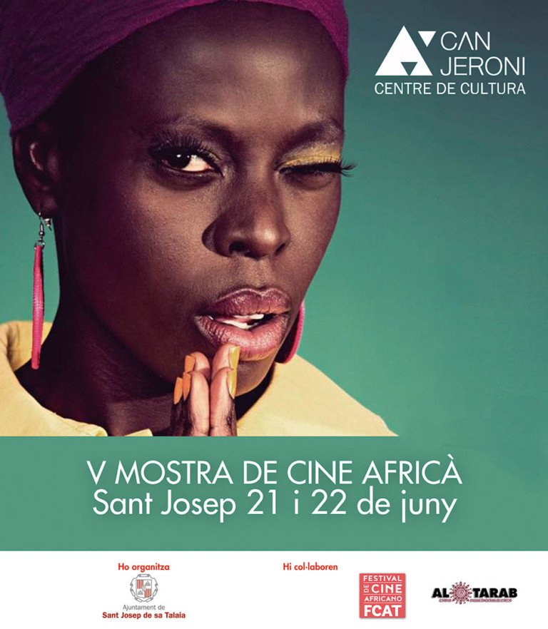 XNUMXe Afrikaans filmfestival in Can Jeroni