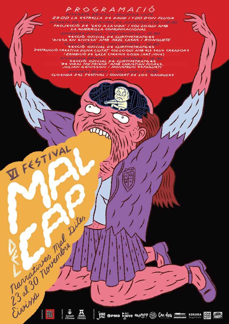 Творчество и инновации на VI Mal del Cap Narratives Mal Dites Festival