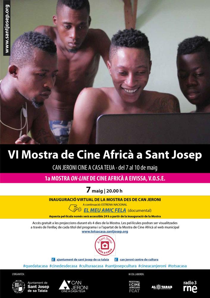 Vi Festival Du Film Africain De San Jose Culture A Ibiza