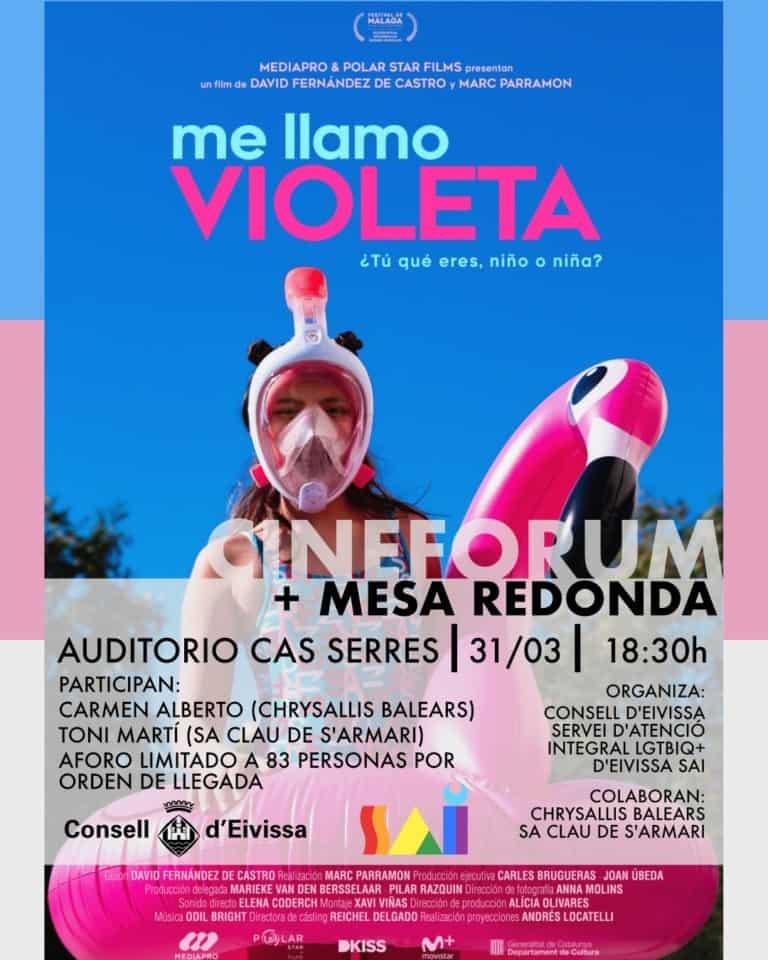Violettes Kino welcometoibiza