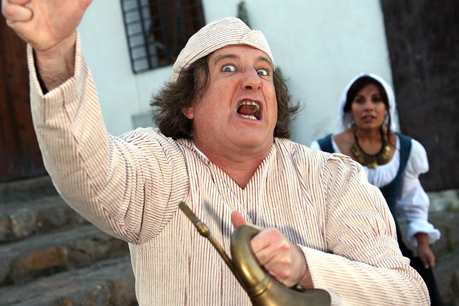 Dramatized visits to Dalt Vila