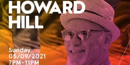 Howard Hill this Sunday at W Ibiza Fiestas