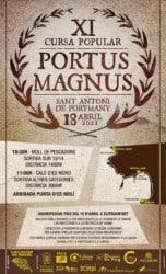 XI cursa portus magnus 2021 ibiza