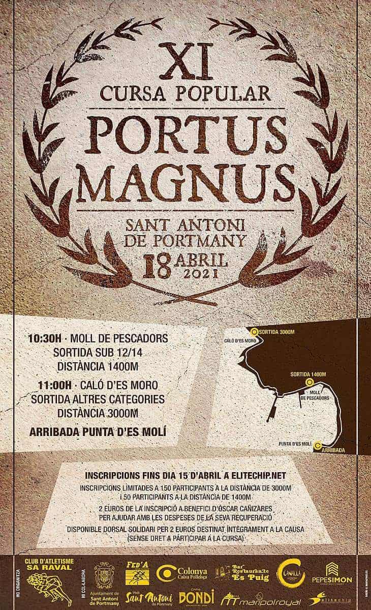 XI курс portus magnus 2021 ибица