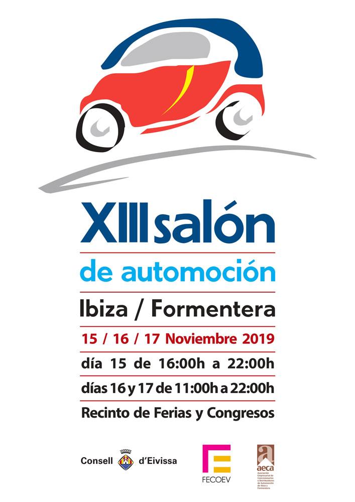 XIII Ibiza und Formentera Automotive Show auf dem Messegelände von Ibiza