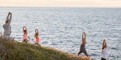 Ioga i esmorzar a Hostal La Torre Eivissa per començar la setmana cuidant-te Esdeveniments Eivissa Conscient